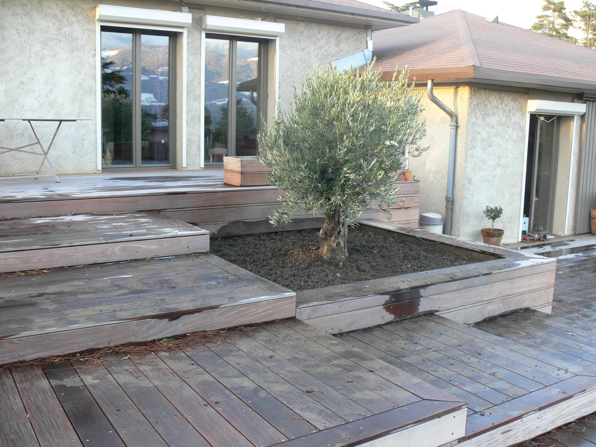 Cr ation et entretien d espace vert l 39 artisan des jardins for Creation espace vert
